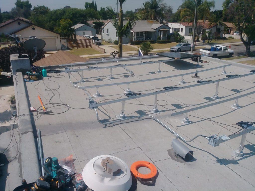 solar power system Hanford
