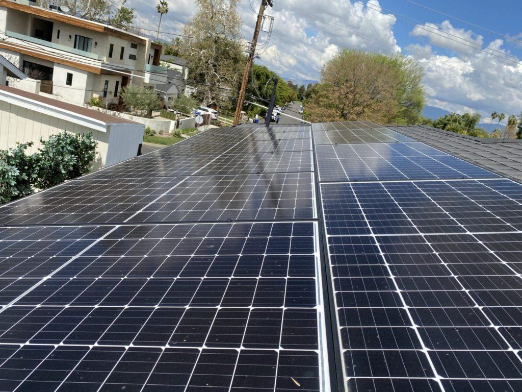 Tesla powerwall installer Farmersville